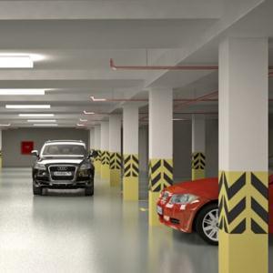 Автостоянки, паркинги Нижнего Часучея