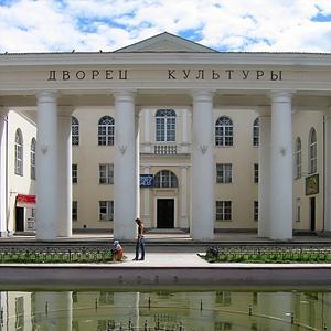 Дворцы и дома культуры Нижнего Часучея
