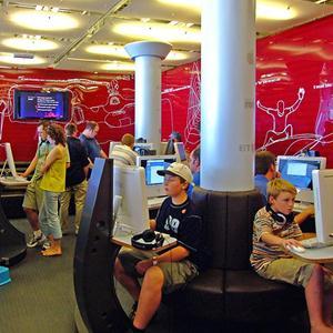 Интернет-кафе Нижнего Часучея