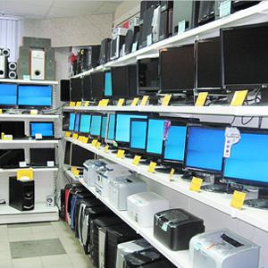 Компьютерные магазины Нижнего Часучея