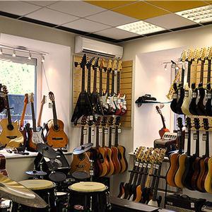 Музыкальные магазины Нижнего Часучея