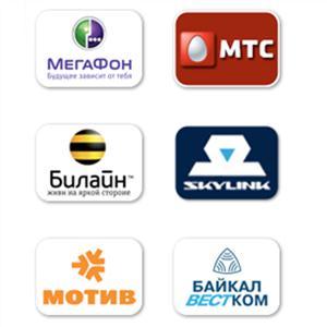 Операторы сотовой связи Нижнего Часучея