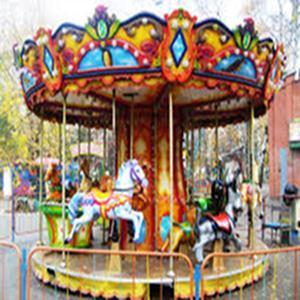 Парки культуры и отдыха Нижнего Часучея