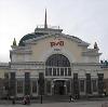 Железнодорожные вокзалы в Нижнем Часучее