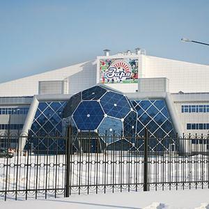Спортивные комплексы Нижнего Часучея