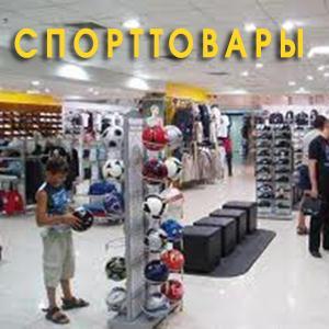 Спортивные магазины Нижнего Часучея