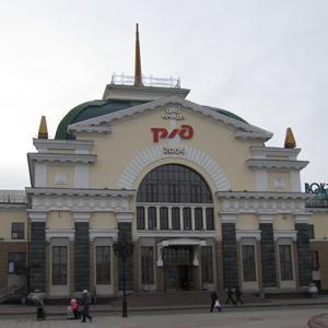 Железнодорожные вокзалы Нижнего Часучея